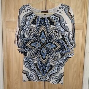 Beautiful patterned top
